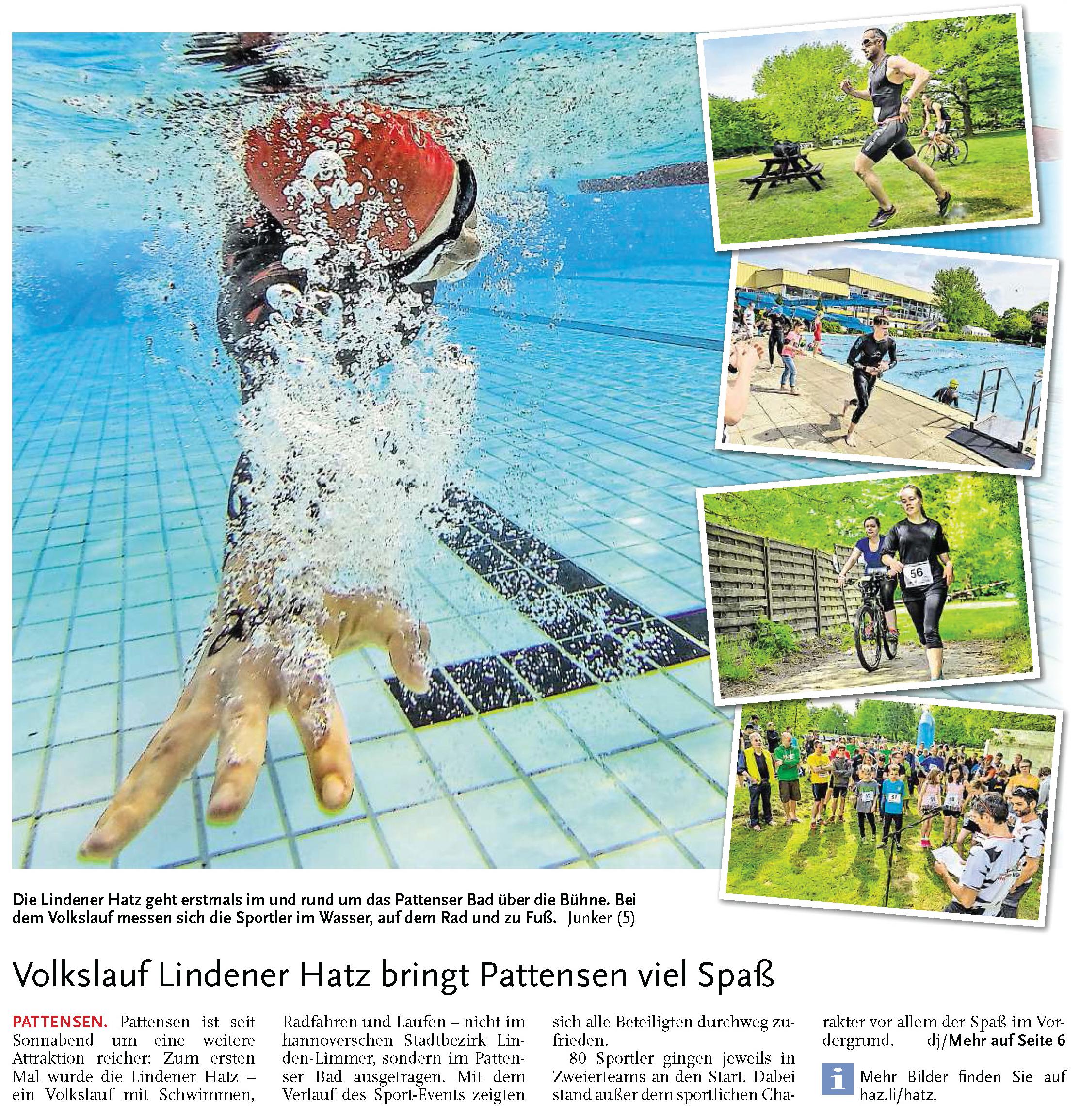 Leine-Nachrichten, 23.05.2016