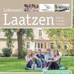 Lebensart Laatzen, Ausgabe 2017/2018 - Titel